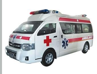 Health & Family Welfare Department - National Ambulance Service (NAS)